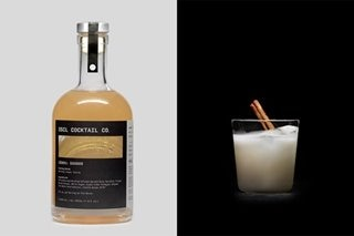 These bottled cocktails will make your holidays happier, especially the eggnog variant