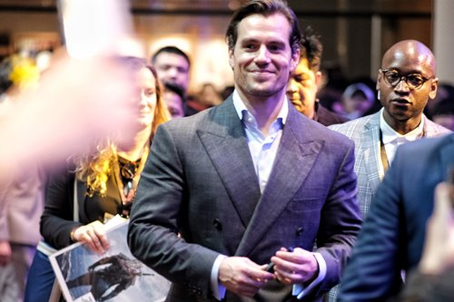 Henry Cavill was in PH to talk about how he got plum role in Netflix's answer to 'GoT'