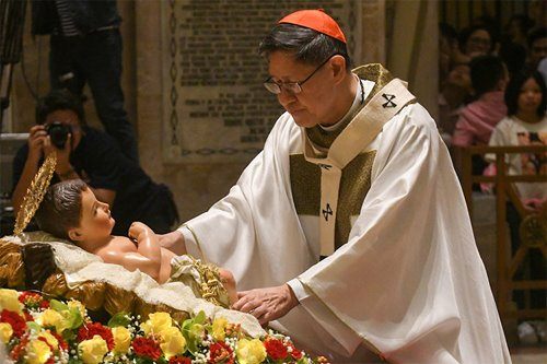 The China angle in Cardinal Tagle's new Vatican post
