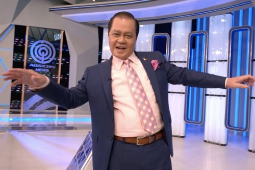 This music video that features a dancing Kabayan is a love letter to the ABS-CBN newsroom