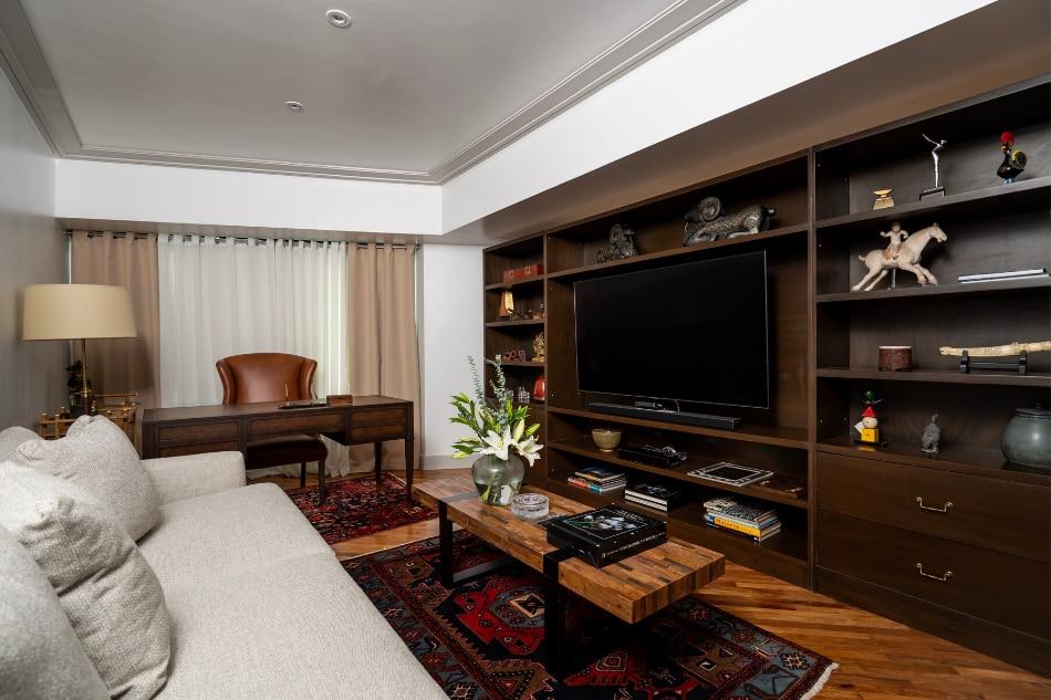 LOOK! The design of Freddie 'FMG' Garcia's Makati home is his daughter's labor of love 2