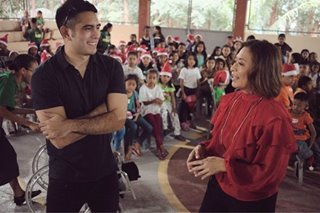 Gerald Anderson looks back on a cruel year by revisiting a place of kindness | Ces & The City