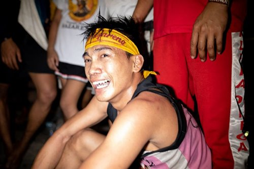Traslacion in pictures: 16+ hours of cops, chaos, and keeping the faith