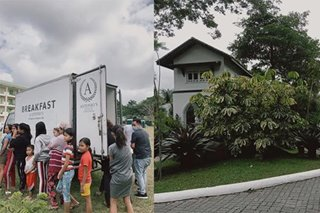 All in this together: How Tagaytay residents and restos are helping out the Taal neighborhood