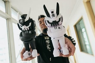 Acclaimed Pinoy toy artist Quiccs is collaborating with adidas for a special collection