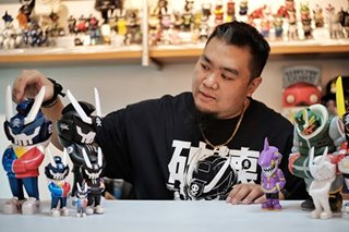 Meet QUICCS, the Filipino toy designer who booked a two-year deal with adidas