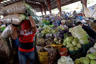 DA eyes 'large food markets' in Metro Manila to stabilize prices, help farmers