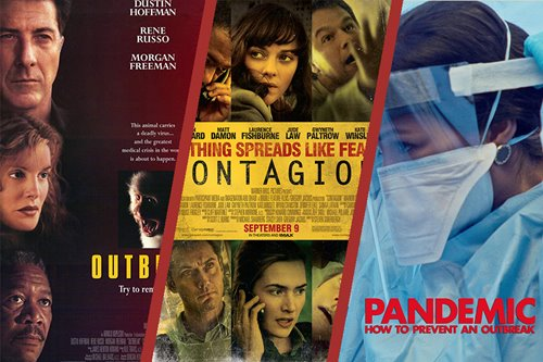 'Contagion' and other must-see movies that deal with deadly viruses | Get Reel with Andrew Paredes