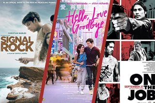 20 outstanding Filipino movies – all streamable – to get you through the lockdown