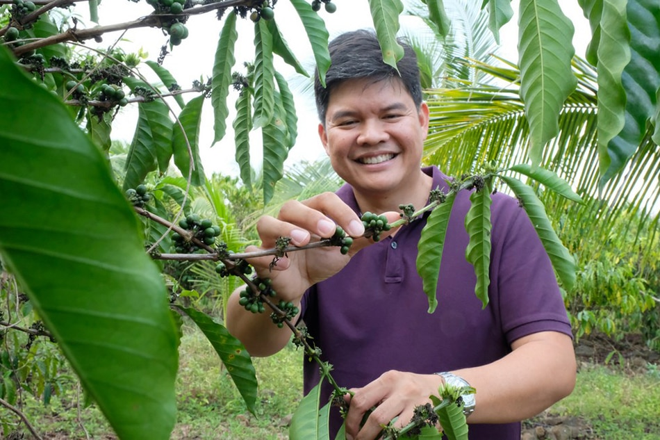 This Bukidnon coffee farmer is bringing Robusta back into the spotlight