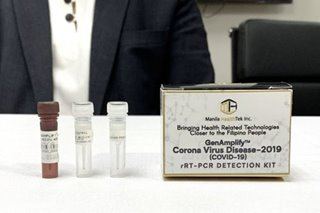 Game-changing Philippine-made COVID-19 test kits finally get FDA approval