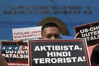 Opinion: The five provisions that should alarm Filipinos about the Anti-Terror bill