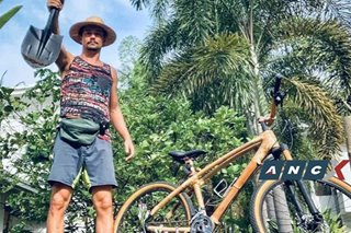 This bamboo bike maker has been planting one tree a day since the start of the ECQ