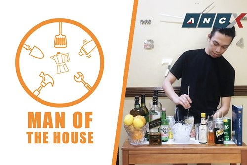 How to create your very own home bar just like the pros | Man of the House