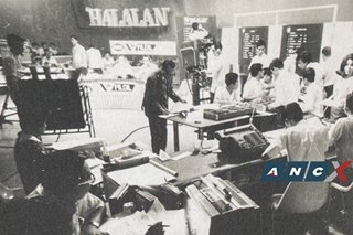 In 1966, ABS-CBN News' true start came with the birth of its longest standing show