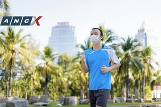 Should you wear a mask when exercising outdoors? Here's what experts have to say