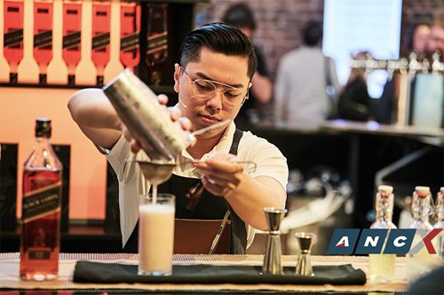 OTO's David Abalayan never used to drink, but now he's one of the country's best bartenders