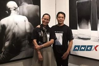 This self-taught artist couple from Mindanao influence each other's works in intriguing ways