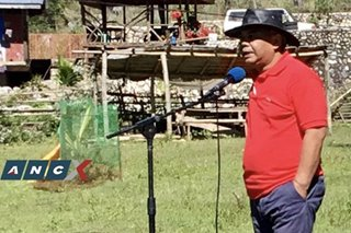 This Sagada mayor says listening to critics helps him guard his town's people, land and culture