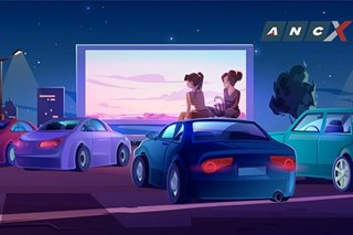 If you can drive up to Pampanga this weekend, your first drive-in movie experience awaits