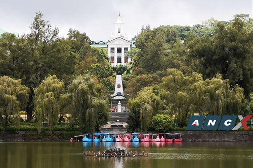 29 PHOTOS: Missing Baguio? Here's a look at what Burnham Park looks like today