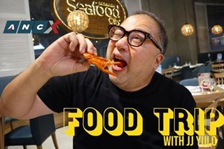 BGC before lockdown: JJ Yulo went on a The Fort foodtrip to dig into his latest faves