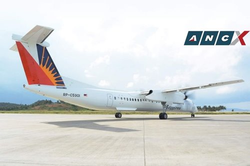 This is the PAL aircraft that will be flying tourists to Boracay's reopening