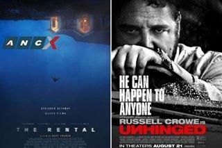 CinemaOne's Halloween treat: Free drive-in movies this weekend