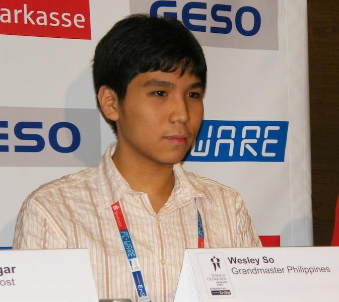 Wesley So's story begins in a chess-loving neighborhood in Bacoor, Cavite 3