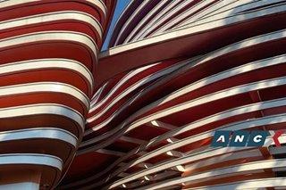 LOOK! This curvy, sexy, modern building is Marikina's hidden architectural gem