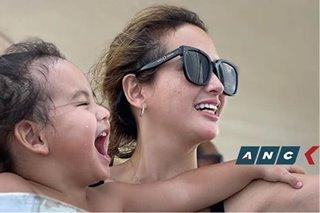 In new interview, Ellen Adarna says of John Lloyd Cruz: 'I see how happy my son is when he's around'