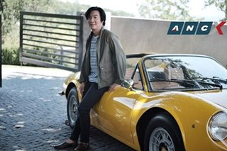 Collector spotlight: What Kenneth Cobonpue looks for in the vintage cars he collects