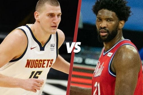 NBA Mano a Mano: Nikola Jokic of Denver Nuggets VS. Joel Embiid of Philadelphia 76ers