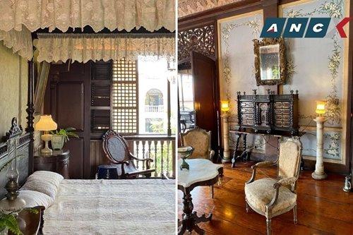 IN PHOTOS: Intramuros museum Casa Manila gets a stunning  makeover