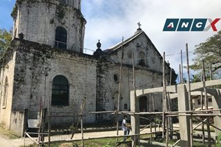 Why this centuries-old heritage church in Antique alarmed conservationists