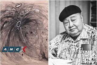 Did you know F. Sionil Jose used to run an art gallery also named Solidaridad?