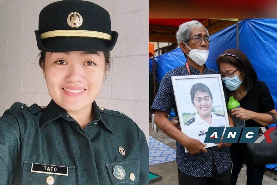 How retired Col. Wilfredo Tato lost a daughter—the military nurse in the C-130 crash 2