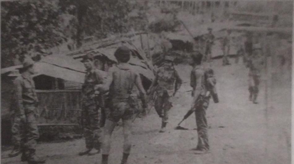 The first of 36 wars Bening Tesoro fought 5