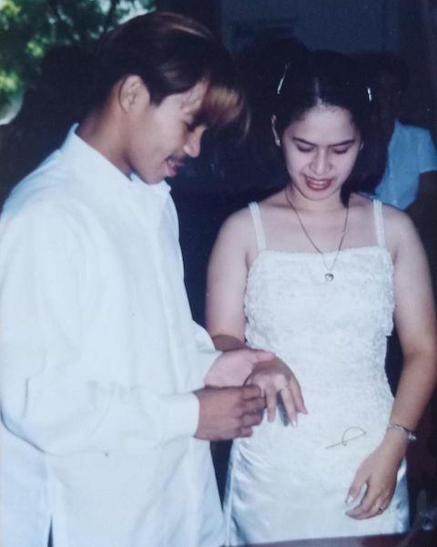 Manny and Jinkee Pacquiao's wedding