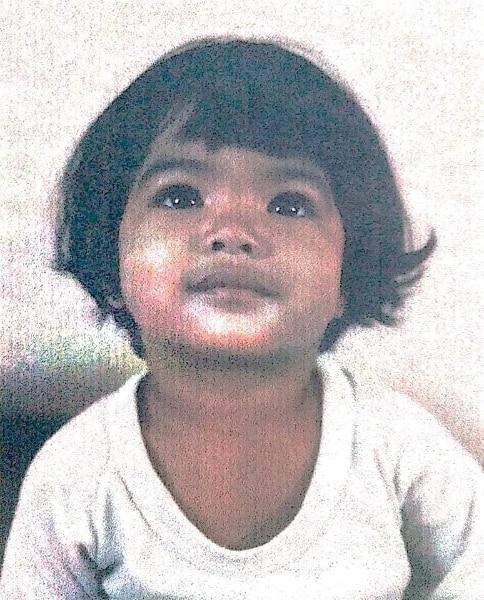 One-year old Kerima