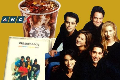 What life was like in 'Pinas when 'Friends' ruled TV