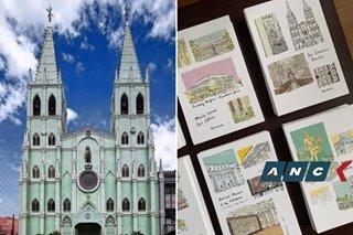 Here's a cool way to help preserve San Sebastián Church