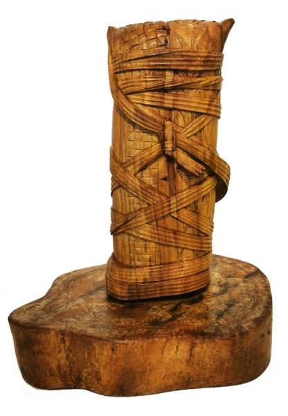Jeanroll Ejar. Ibus. Sculpture