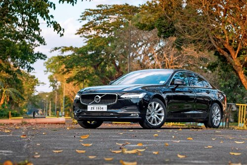 The Volvo S90: a Swedish comeback worth noting