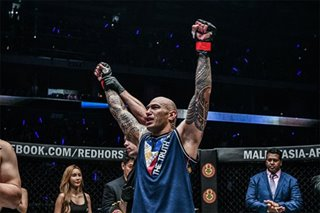 ONE: Brandon Vera calls for training partners