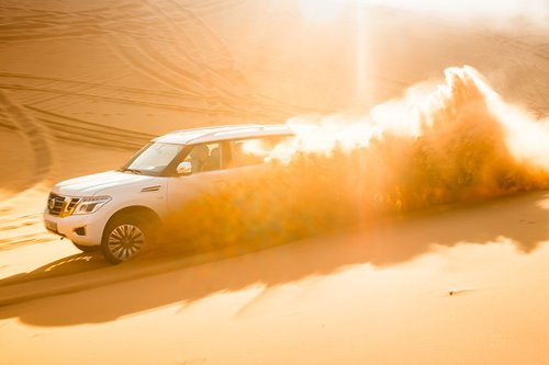 Destined for the desert: exploring the Moroccan Sahara with Nissan
