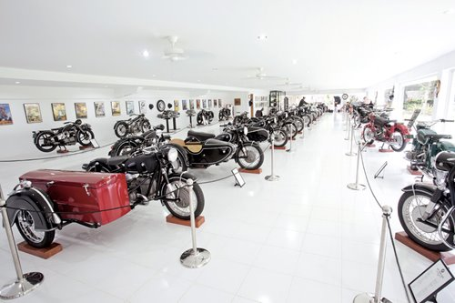 This Batangas museum houses what could be the most extensive collection of BMW motorcycles