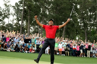 The triumph and redemption of Tiger Woods