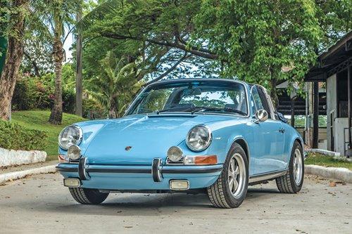 A fan of the original 911 Targa talksabout the car's enduring charm.