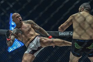 "Brandon Vera: ""I want to make history. No one's going to stop me"""
